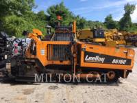 LEE-BOY ASPHALT PAVERS 8616B equipment  photo 5