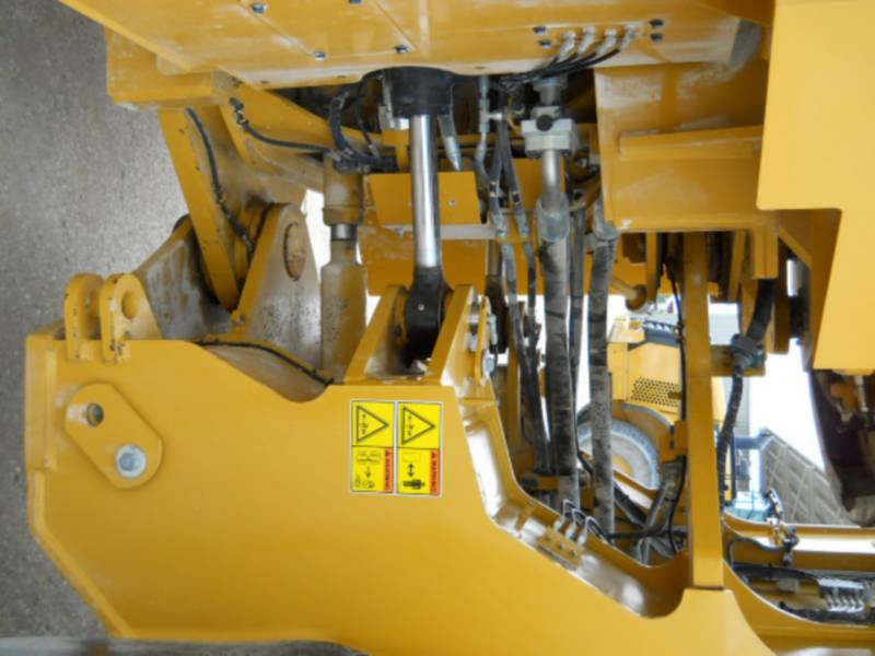 CATERPILLAR RADLADER/INDUSTRIE-RADLADER 980K equipment  photo 16