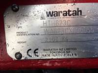 JOHN DEERE Forestal - Procesador 2454D equipment  photo 8