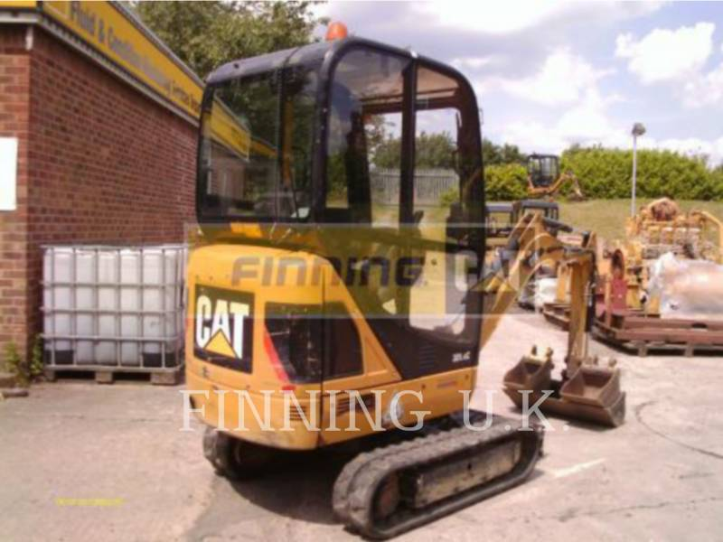 CATERPILLAR TRACK EXCAVATORS 301.4CEXCB equipment  photo 3