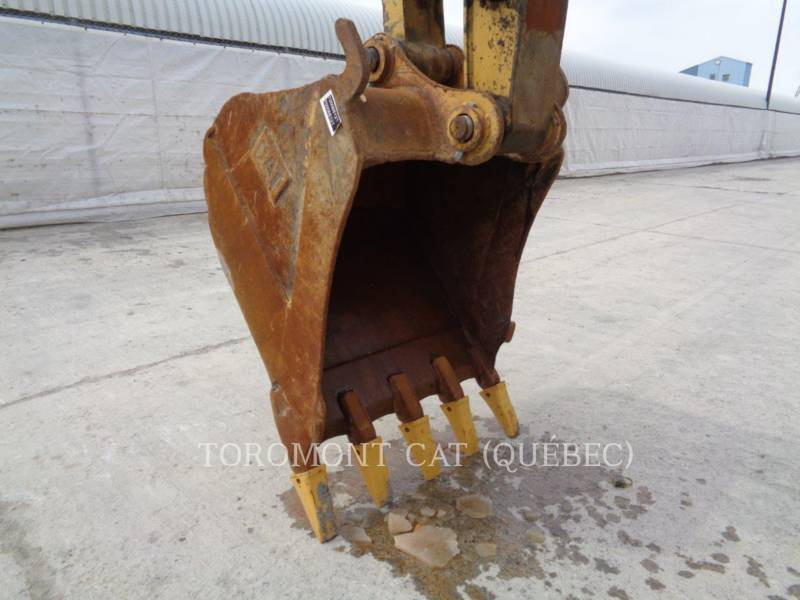 CATERPILLAR TRACK EXCAVATORS 312DL equipment  photo 12