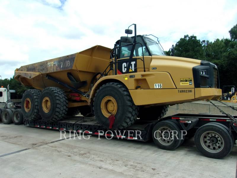 CATERPILLAR TOMBEREAUX ARTICULÉS 740BTG equipment  photo 2