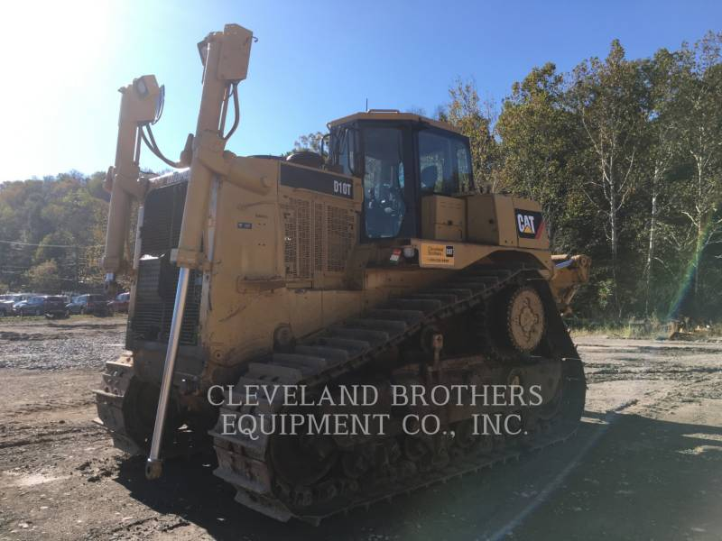 Caterpillar TRACTOARE CU ŞENILE D10T R equipment  photo 2