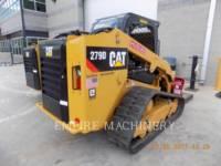 CATERPILLAR CHARGEURS TOUT TERRAIN 279D equipment  photo 2