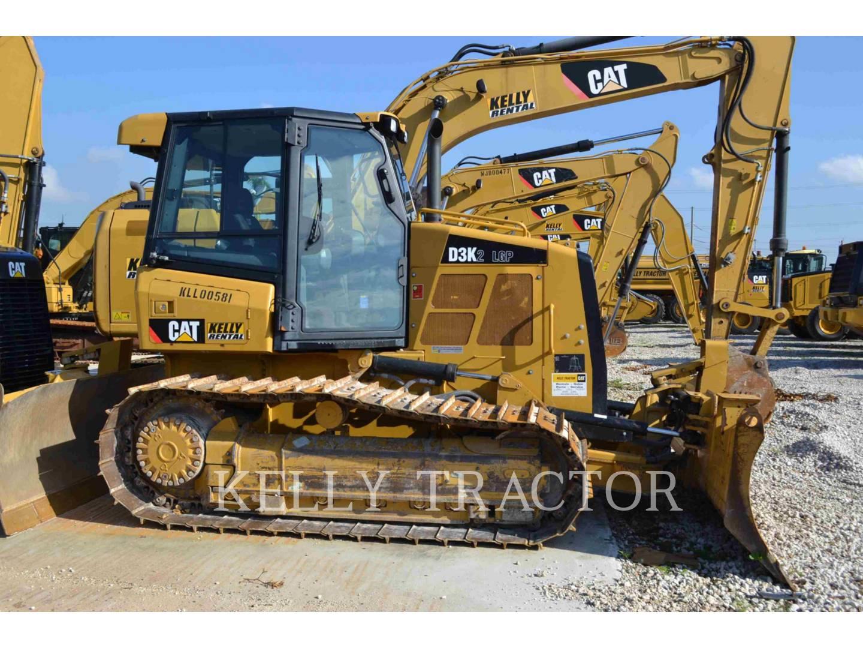 Detail photo of 2014 Caterpillar D3K from Construction Equipment Guide