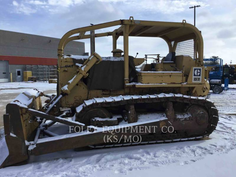 CATERPILLAR TRACTEURS SUR CHAINES D7F equipment  photo 2