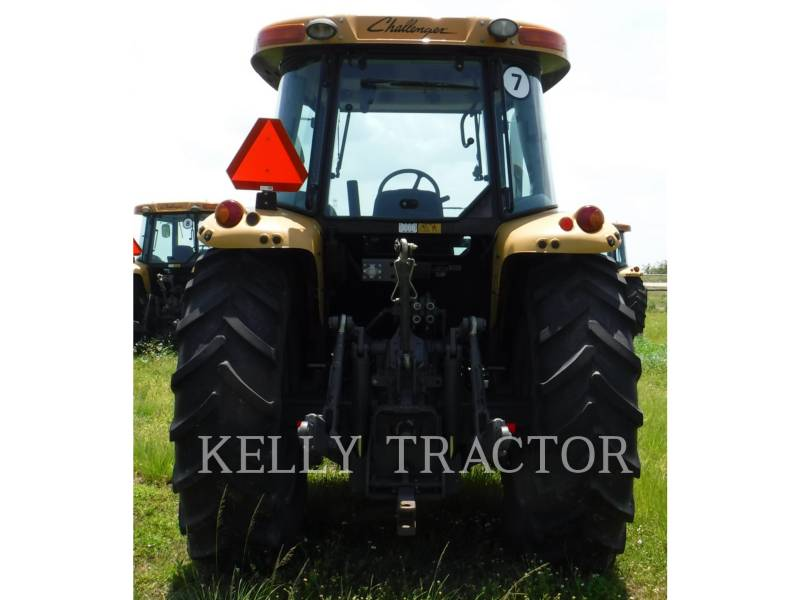 CHALLENGER TRACTOARE AGRICOLE MT465B equipment  photo 2