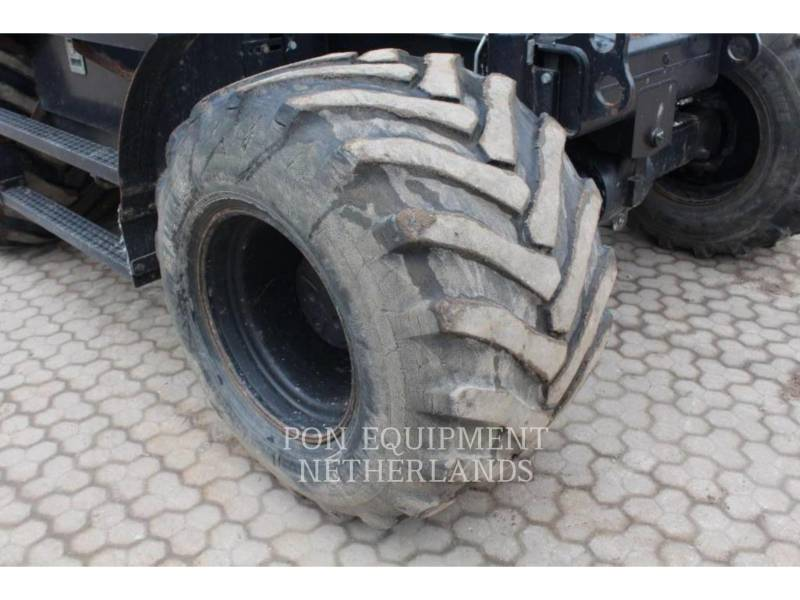 CATERPILLAR WHEEL EXCAVATORS M313 D equipment  photo 17