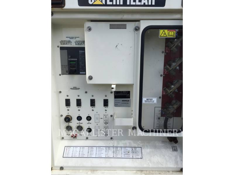 CATERPILLAR PORTABLE GENERATOR SETS XQ 300 equipment  photo 8