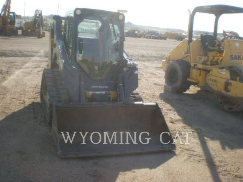 JOHN DEERE SKID STEER LOADERS 317G equipment  photo 2