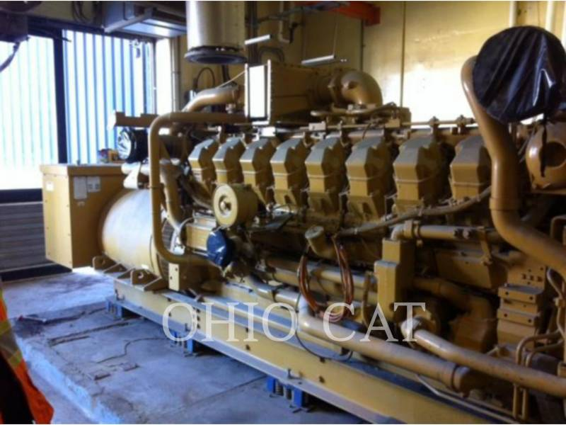 CATERPILLAR STATIONARY - DIESEL G3516SITA equipment  photo 1