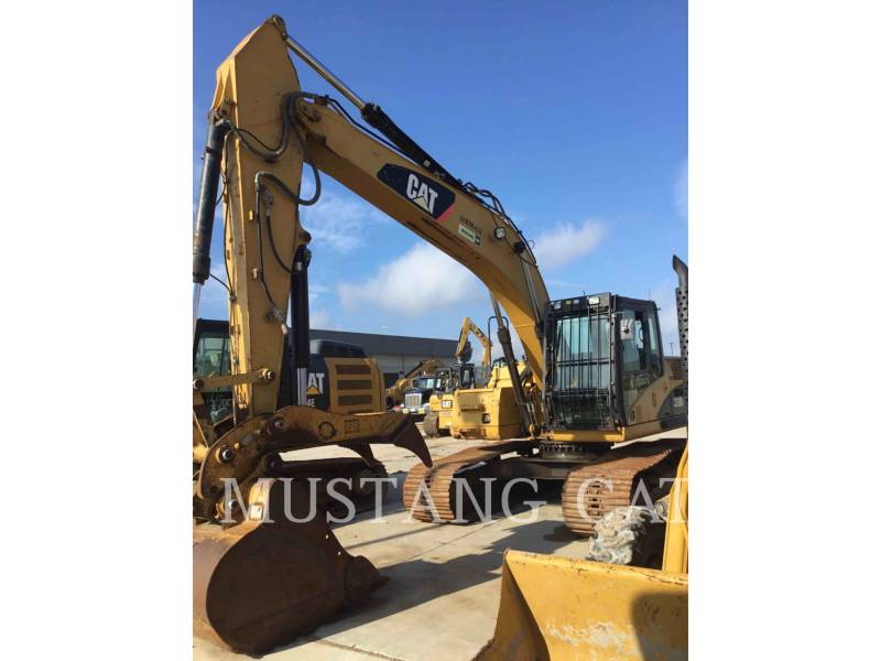 CATERPILLAR PELLES SUR CHAINES 320DLRR equipment  photo 2