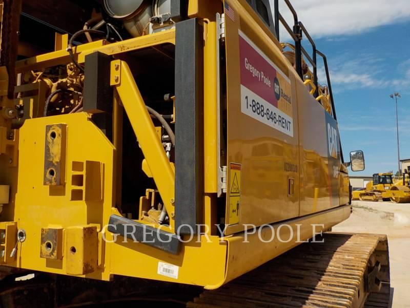 CATERPILLAR TRACK EXCAVATORS 349F L equipment  photo 12