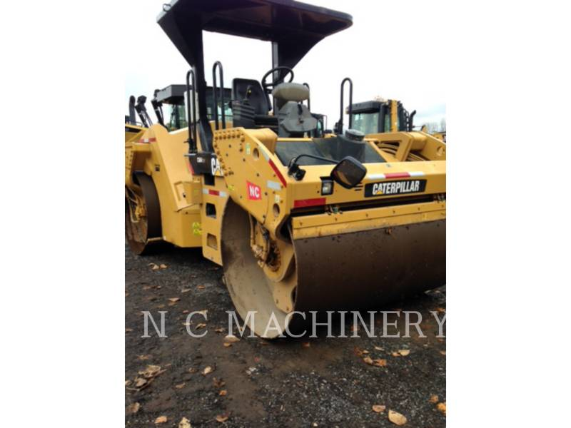 CATERPILLAR ASPHALT PAVERS CB54 equipment  photo 1