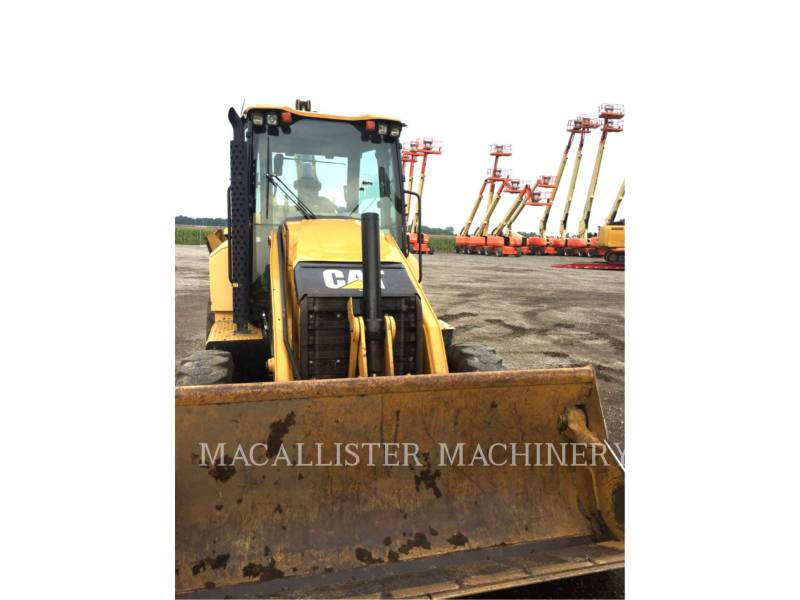 CATERPILLAR BAGGERLADER 420 F 2 equipment  photo 3