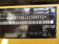 CATERPILLAR EXCAVADORAS DE CADENAS 320D2L equipment  photo 16