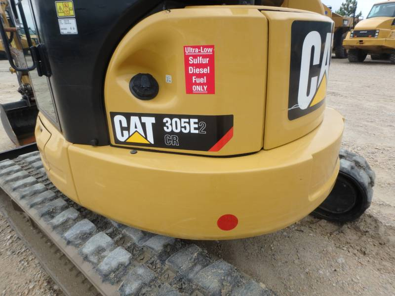 CATERPILLAR ESCAVADEIRAS 305E2CR equipment  photo 16