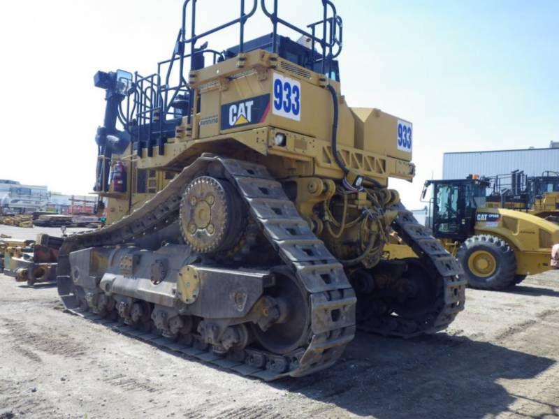 CATERPILLAR TRACTORES DE CADENAS D11T equipment  photo 5