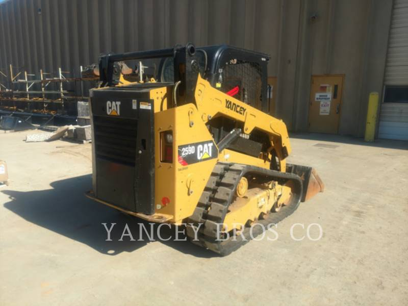 CATERPILLAR SKID STEER LOADERS 259D OROPS equipment  photo 3