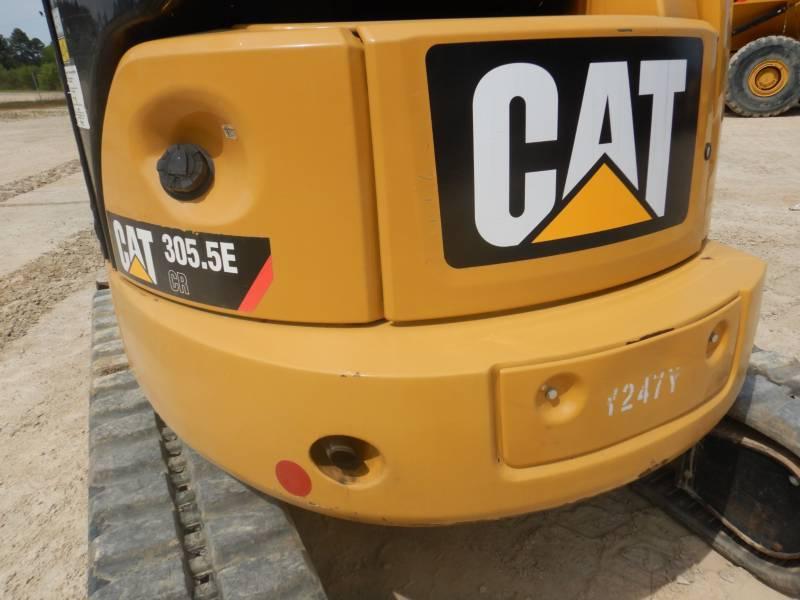 CATERPILLAR TRACK EXCAVATORS 305.5ECR equipment  photo 23