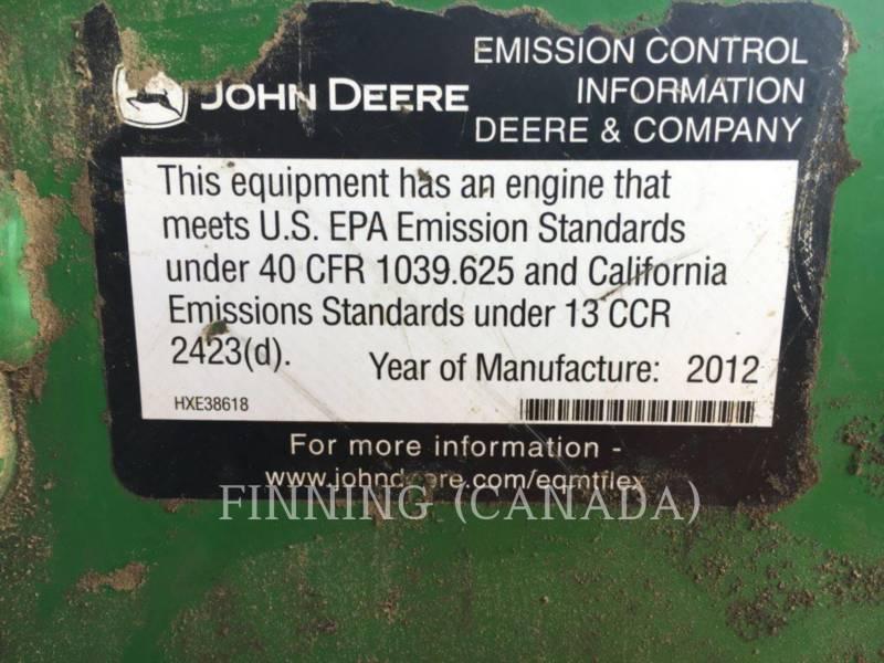 JOHN DEERE 木材装载机 2454D equipment  photo 21