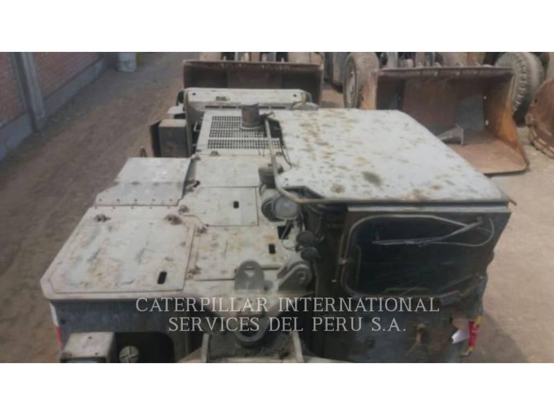 CATERPILLAR UNDERGROUND MINING LOADER R1600H equipment  photo 15