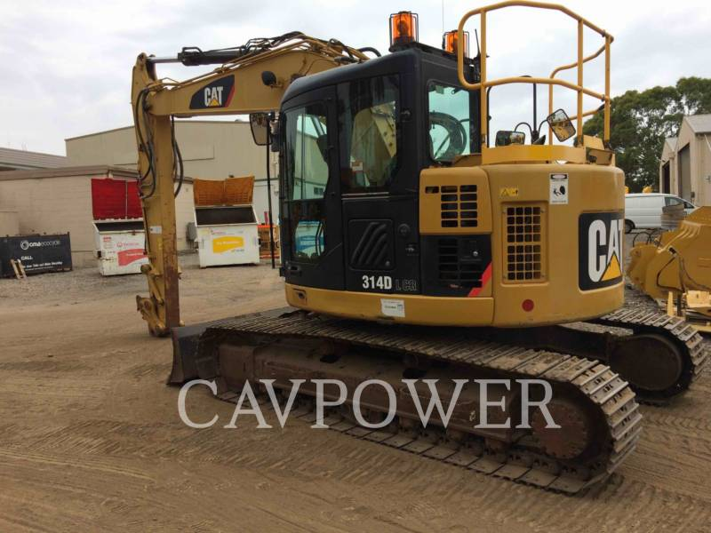CATERPILLAR EXCAVADORAS DE CADENAS 314DLCR equipment  photo 4