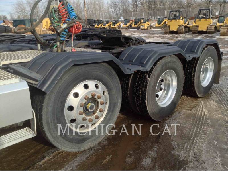 CATERPILLAR ON HIGHWAY TRUCKS CT660 TS15M18 equipment  photo 13