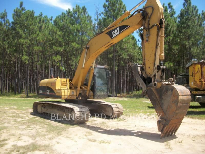 CATERPILLAR ESCAVADEIRAS 320CL equipment  photo 1