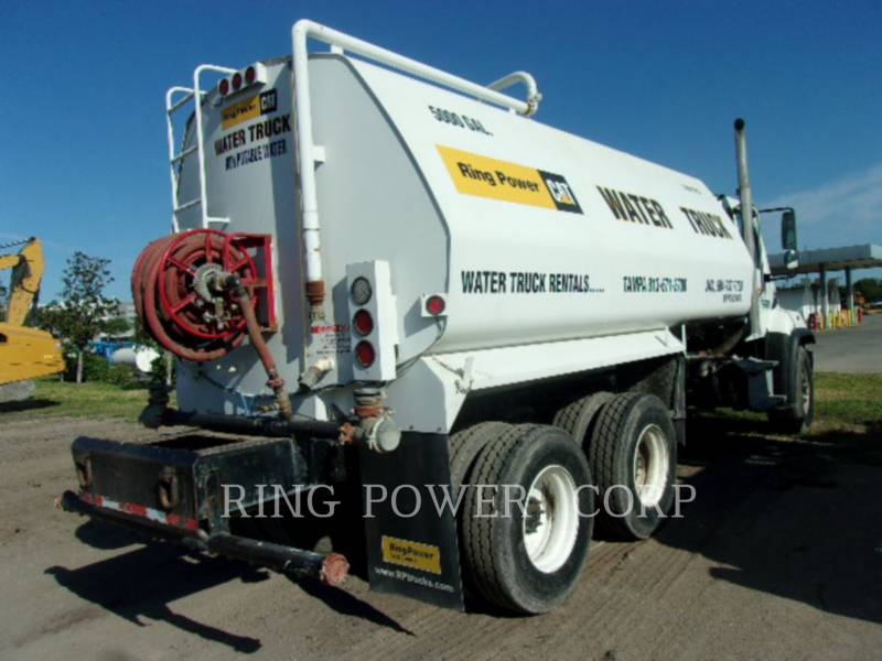 UNITED WATER TRUCKS WT5000 equipment  photo 4