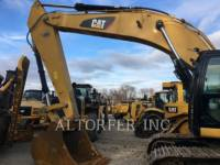 CATERPILLAR TRACK EXCAVATORS 349FL equipment  photo 5