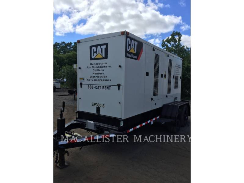 CATERPILLAR PORTABLE GENERATOR SETS XQ 300 equipment  photo 11