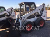Equipment photo BOBCAT S650 SKID STEER LOADERS 1