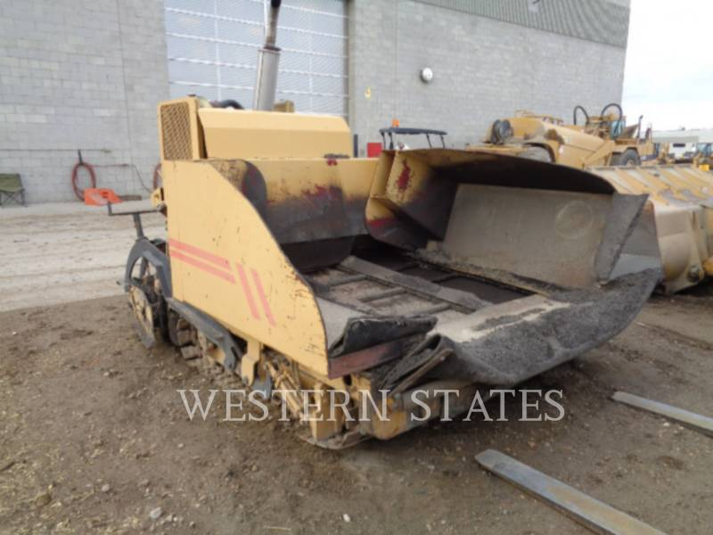 MAULDIN ASFALTATRICI MLD 1750 equipment  photo 2