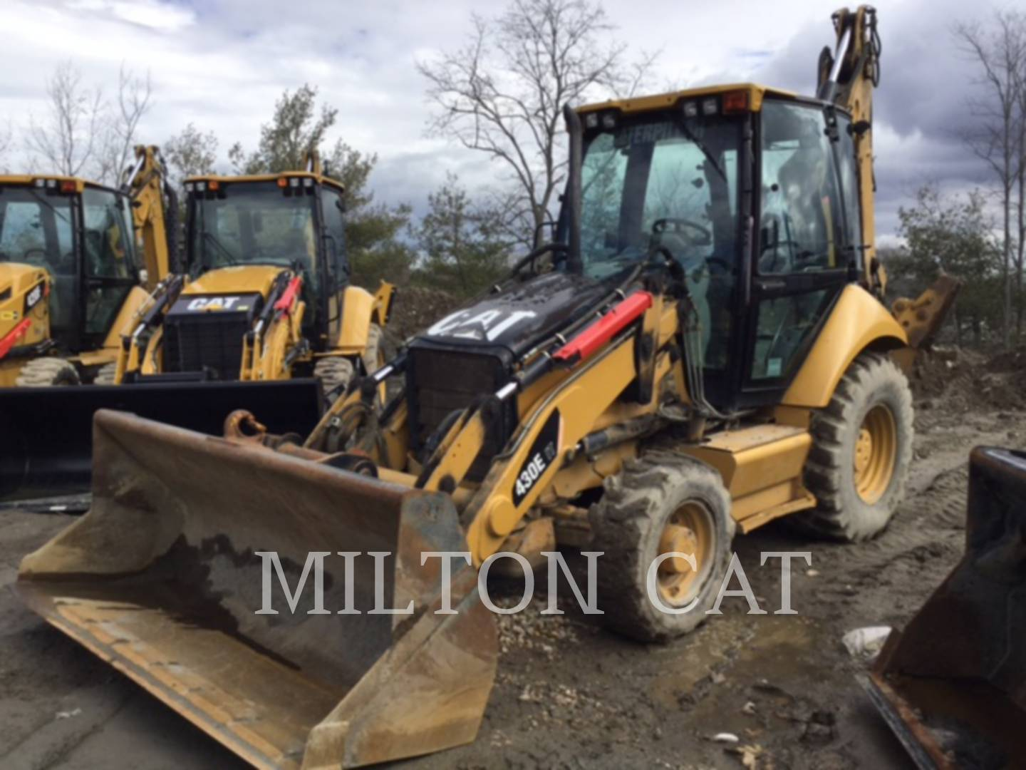 Detail photo of 2009 Caterpillar 430E IT from Construction Equipment Guide