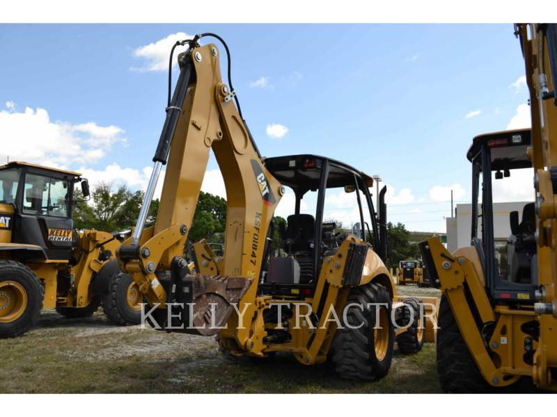 CATERPILLAR BACKHOE LOADERS 416FST equipment  photo 3