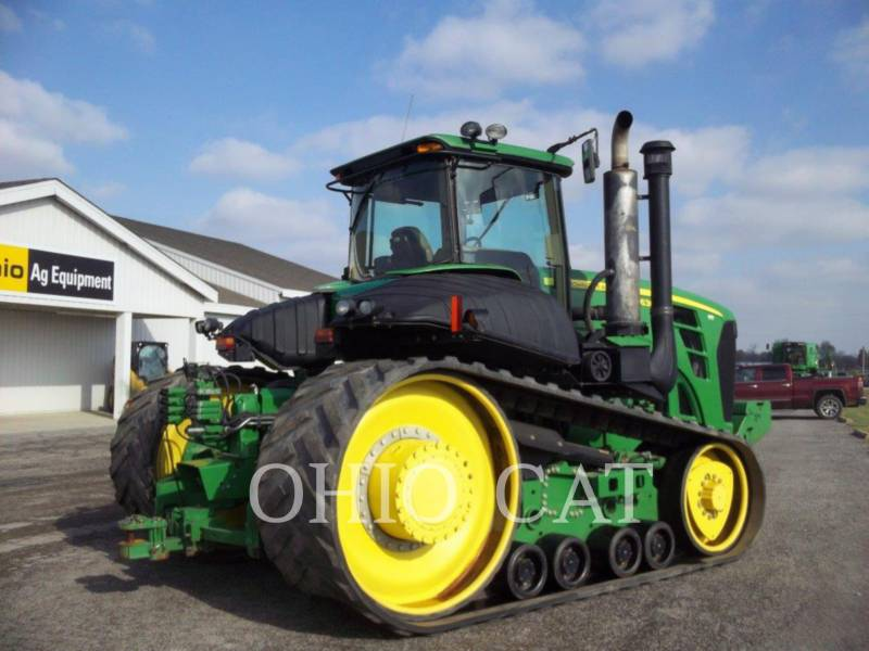 JOHN DEERE TRACTEURS AGRICOLES 9630T equipment  photo 7
