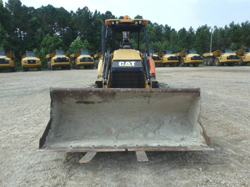 CATERPILLAR バックホーローダ 420FIT equipment  photo 6