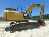 CATERPILLAR TRACK EXCAVATORS 349ELVG equipment  photo 5