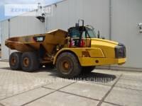 CATERPILLAR KNICKGELENKTE MULDENKIPPER 740B equipment  photo 6