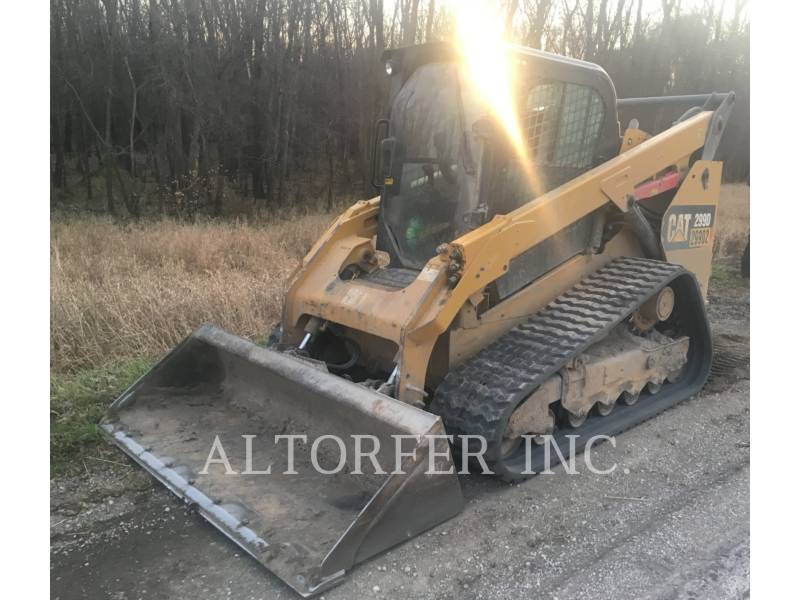 CATERPILLAR CHARGEURS COMPACTS RIGIDES 299D XPS equipment  photo 3