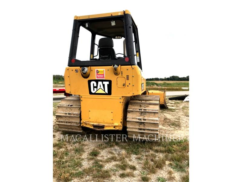 CATERPILLAR CIĄGNIKI GĄSIENICOWE D3KLGP equipment  photo 4