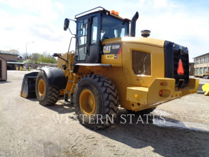 Caterpillar ÎNCĂRCĂTOR MINIER PE ROŢI 938M equipment  photo 4