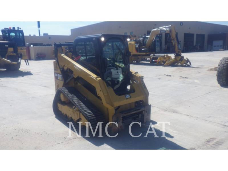 CATERPILLAR CHARGEURS TOUT TERRAIN 259D equipment  photo 4