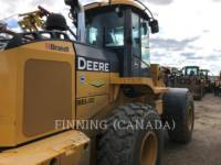 JOHN DEERE ÎNCĂRCĂTOARE PE ROŢI/PORTSCULE INTEGRATE 624K equipment  photo 4