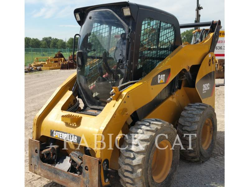 CATERPILLAR MINICARREGADEIRAS 262C2 C3 equipment  photo 2