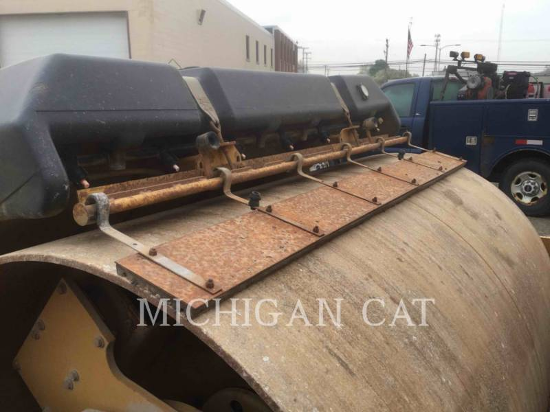 CATERPILLAR TANDEMVIBRATIONSWALZE, ASPHALT CB-534C equipment  photo 17