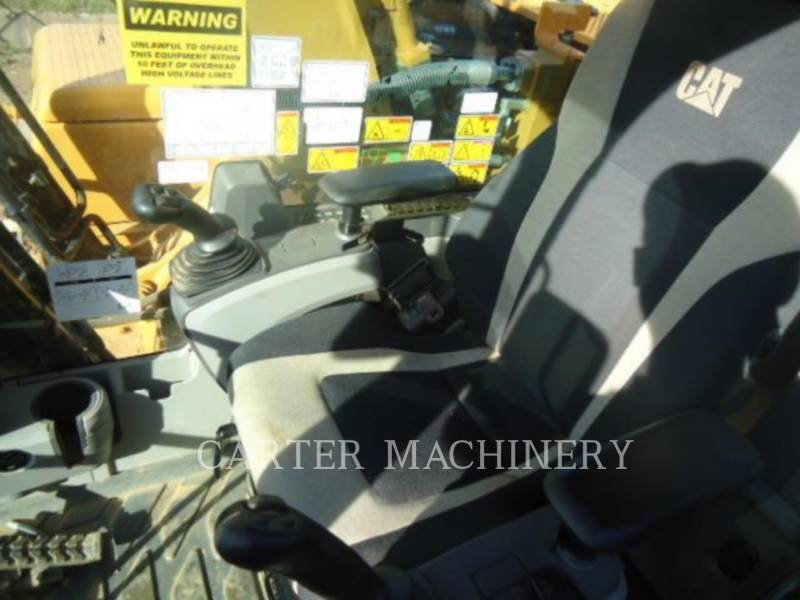 CATERPILLAR KETTEN-HYDRAULIKBAGGER 329F CF equipment  photo 10