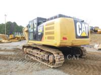 CATERPILLAR KETTEN-HYDRAULIKBAGGER 329FL QC equipment  photo 4