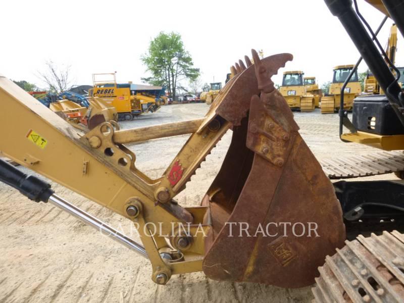 CATERPILLAR TRACK EXCAVATORS 316E equipment  photo 6